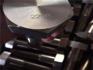 EN 1.4462 F51 UNS S31803 SAF 2205螺釘