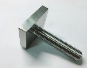 鎳Cooper monel400方形螺栓緊固件uns n04400