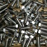定制緊固件316不銹鋼din931六角螺栓具有良好的價格