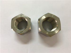 No.111-製造鎳合金A453 660 1.4980六角螺母