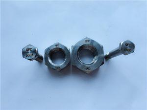 No.24-合金660六角螺栓,緊固件