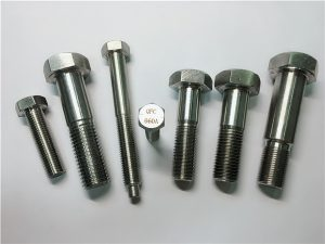 No.25-Incoloy a286六角螺栓1.4980 a286緊固件gh2132不銹鋼五金機用螺絲固定件