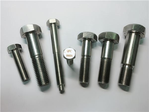 高品質定制星形不銹鋼六角螺栓