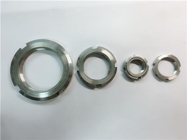 中國供應商定制不銹鋼圓螺母