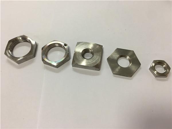 批發價方形不銹鋼車輪螺母