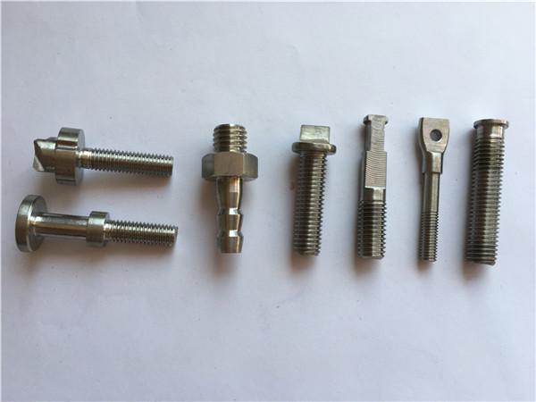 鈦金數控機床自行車螺栓