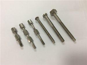 No.41-CNC鈦機零件螺栓和螺母