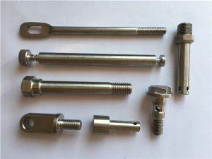No.42-recision不銹鋼緊固件CNC車削金屬緊固件
