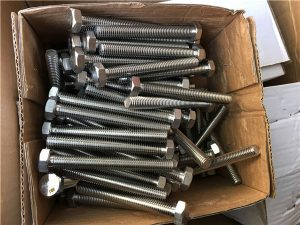 No.51-全螺紋六角螺栓,螺母,墊圈。 A193 GR B8C,B8T,B8M