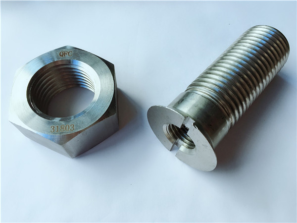 高品質hastelloy c-22螺栓