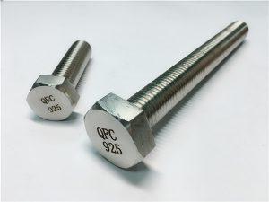 No.59-Incoloy 925螺栓螺母墊圈,合金825925緊固件