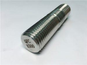 No.62-Monel K500螺紋桿