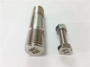 No.71-625鎳鎳鉻合金緊固件