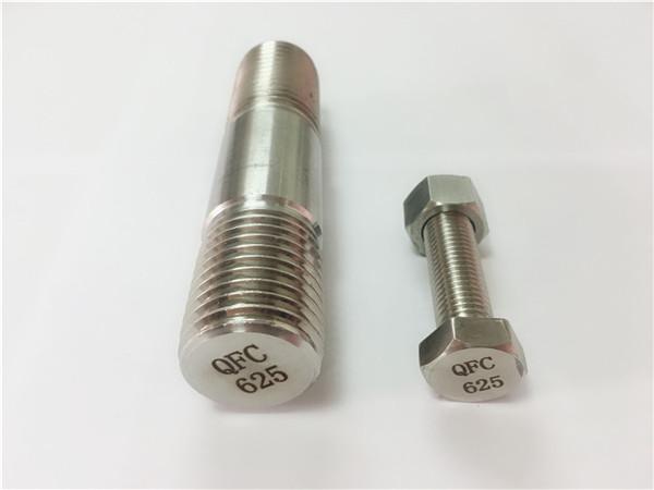 鉻鎳鐵合金625緊固件