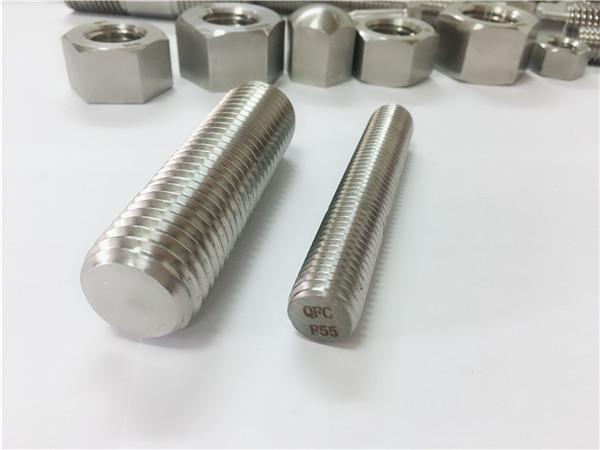 f55 / zeron100不銹鋼緊固件全螺紋桿s32760