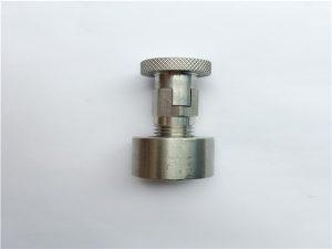 No.95-SS304,316L,317L SS410帶圓螺母的支架螺栓,非標準緊固件