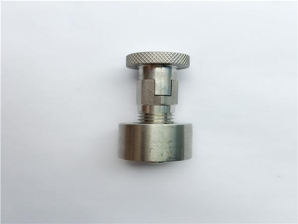 ss304,316l,317l,ss410帶圓螺母的支架螺栓,非標準緊固件