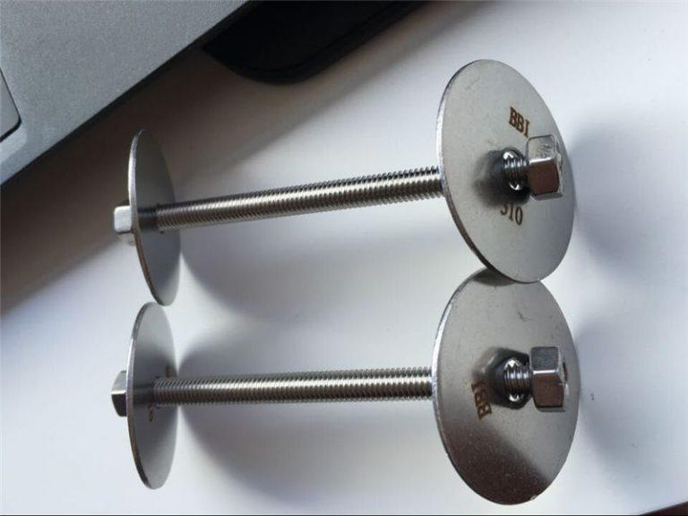 ss310 / ss310s astm f593緊固件,不銹鋼螺栓,螺母和墊圈