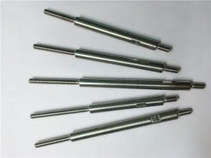 cnc精密加工不銹鋼螺紋緊固件