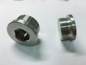 定制不銹鋼環形螺栓,帶鑰匙圈
