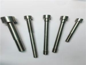 定制菲利普斯開槽圓柱頭銷釘銷釘緊固件帶孔