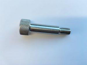 定制插座六角頭帽18-8不銹鋼肩螺釘