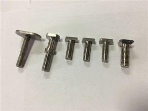 中國製造的鐵路緊固定制螺栓