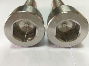 緊固件製造商DIN 6912鈦內六角螺栓